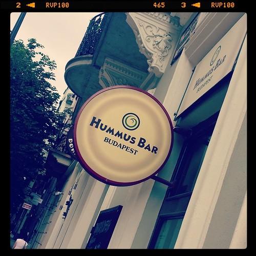 Hummus liefhebber ontdekt hummus bar