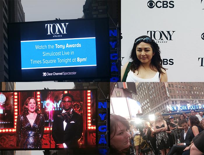 NYC Tony Awards Simulcast