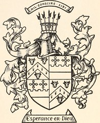 "Image from page 309 of ""Armorial families : a directory of gentlemen of coat-armour"" (1905)"