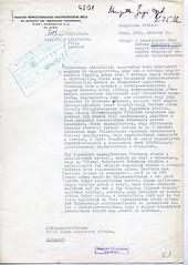 114. A bécsi magyar nagykövet jelentése az osztrák kormány kéréséről