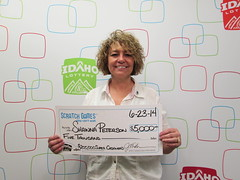 Shawna Peterson - $5,000 on $200,000 Super Cashword