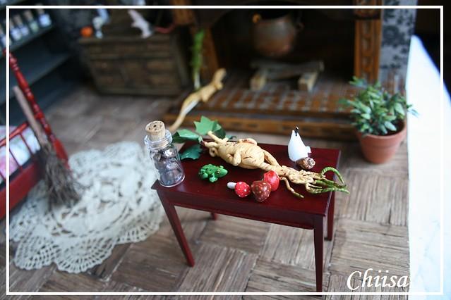 Dollhouse et Diorama de Chiisa - Photos diorama Alice (p7) - Page 3 14607811528_20c76303dd_z