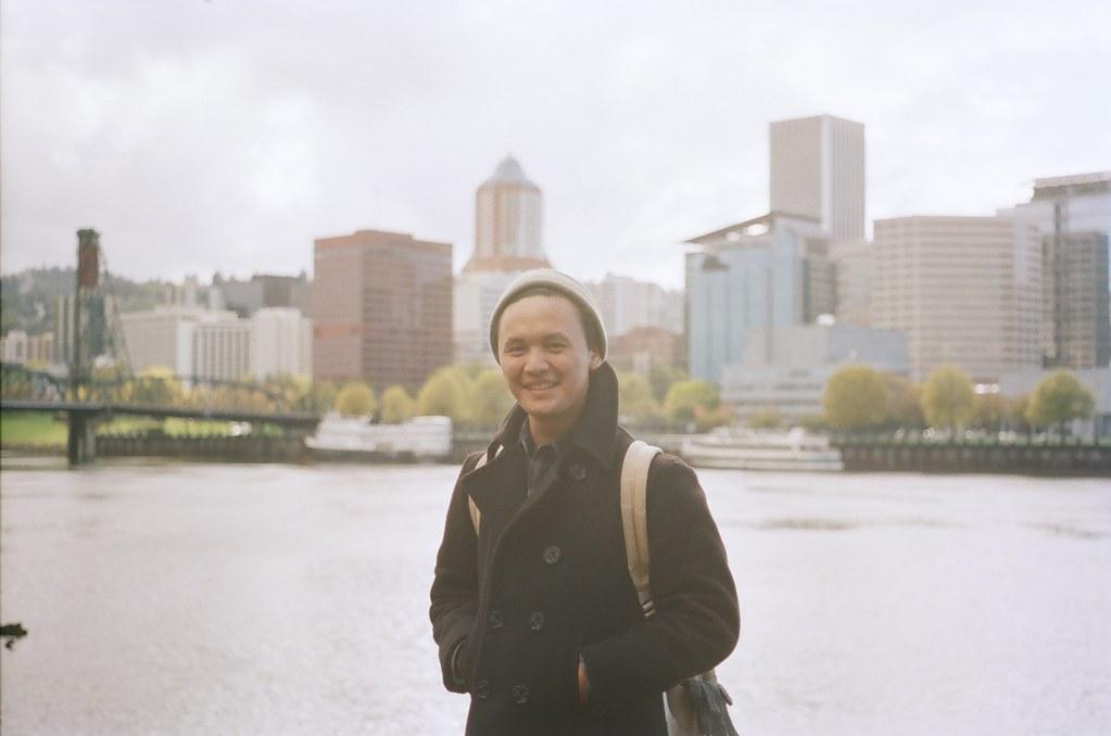 Aaron Delani in Portland