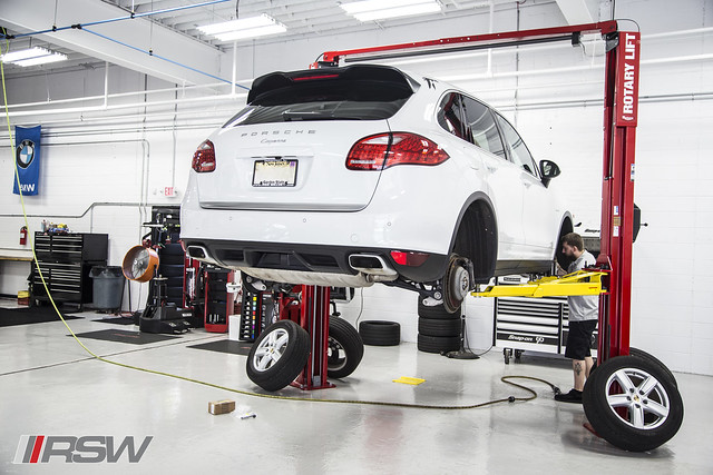 Redline Speed Worx Presents: Shop Life [Archive] - GOLFMK7 - VW GTI