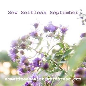 Sew Selfless September