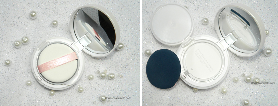 Etude House Precious Mineral Any Cushion Review Compact
