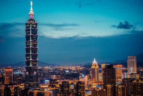 Taiwan.Taipei.Taipei101.象山