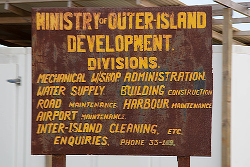 Ministry of Outer-Island development