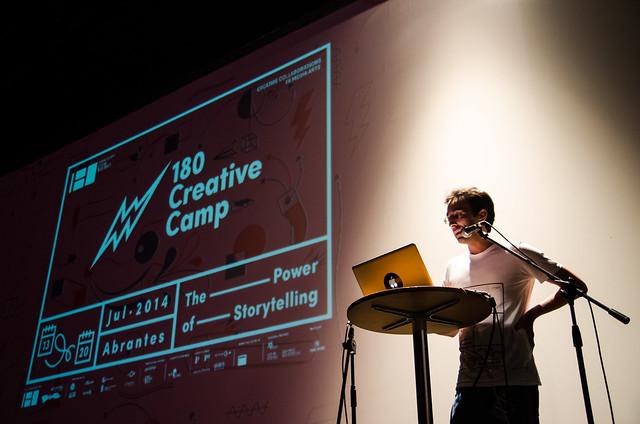 180 Creative Camp 2014