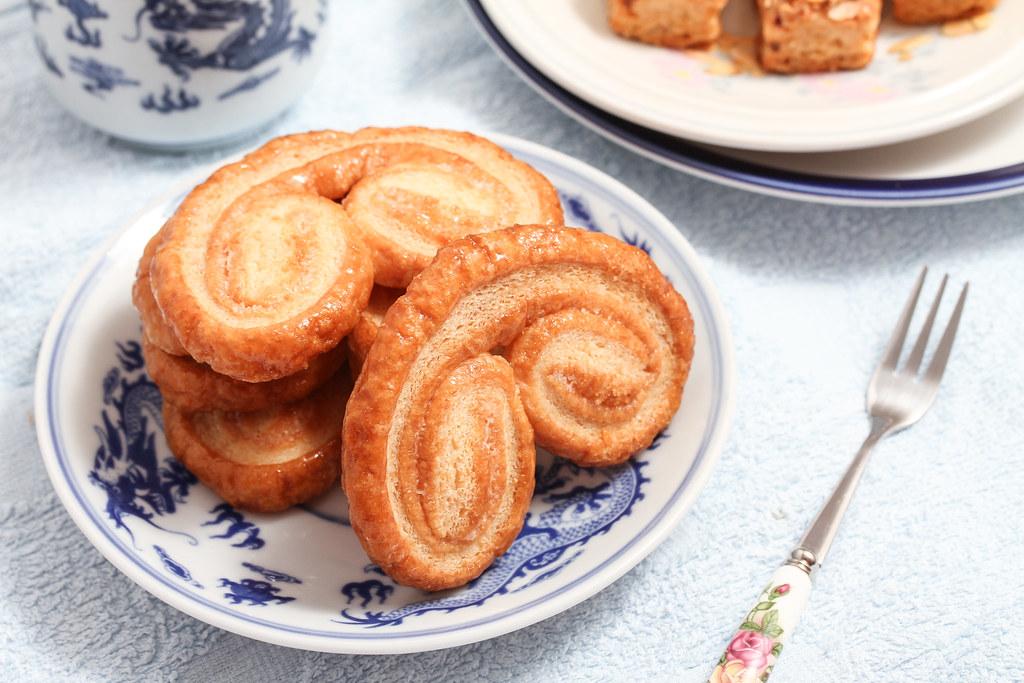Mei Xin Mooncake: Hearty Butter Pastry