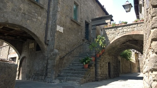 Viterbo - Quartiere San Pellegrino