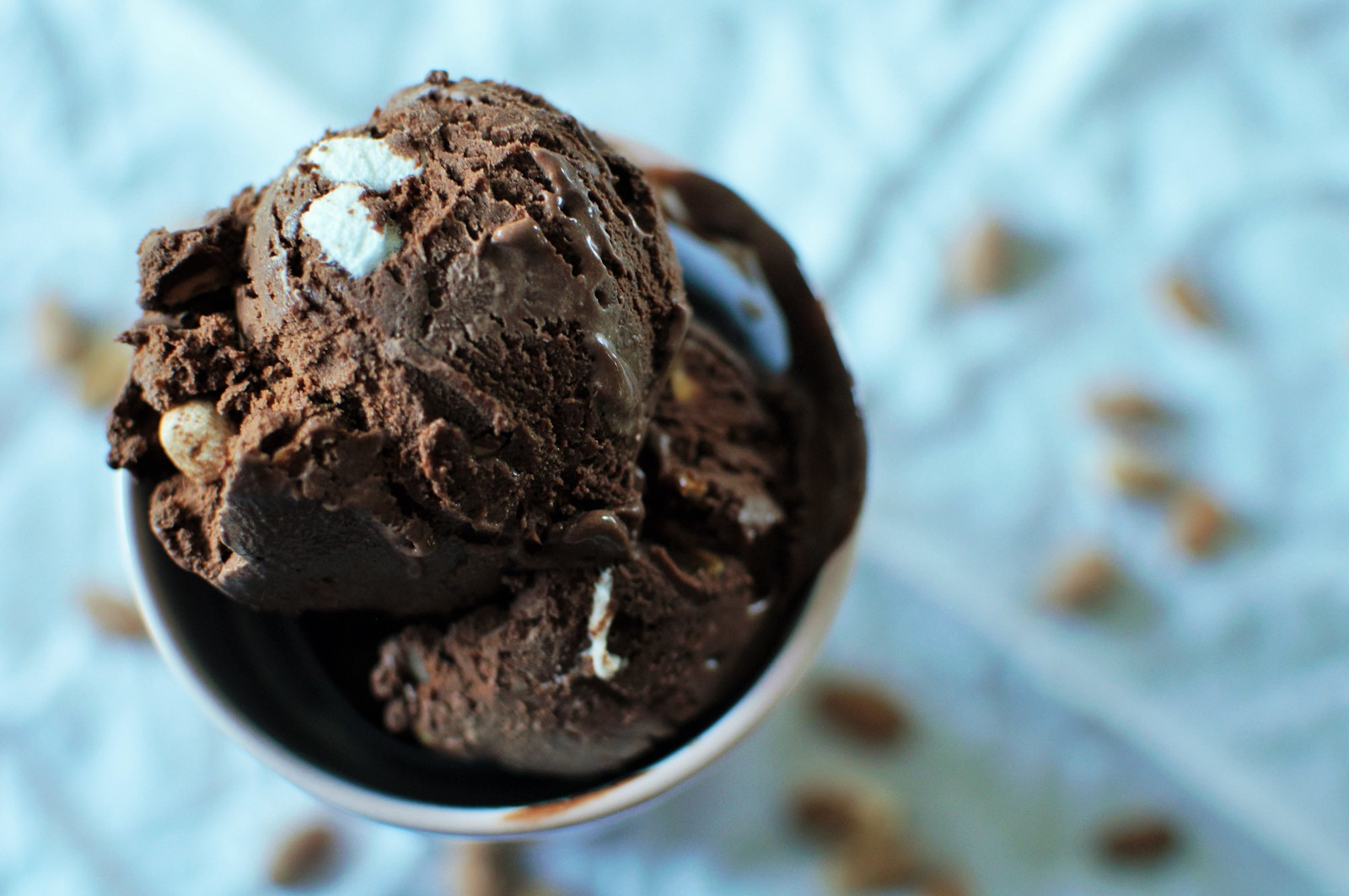 Rocky Road Ice Cream 2