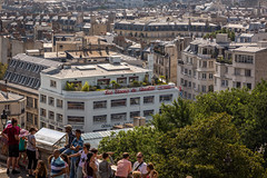 Roofs of Montmartre