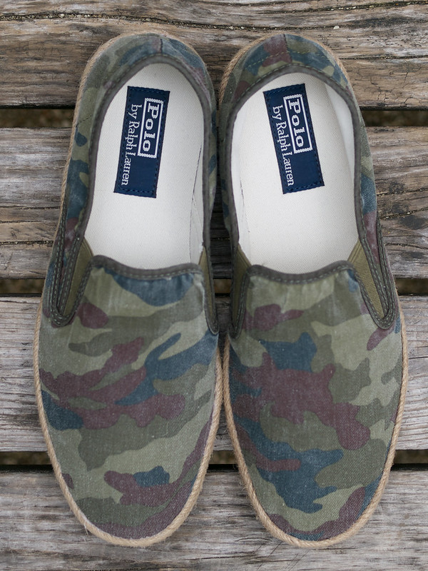 Ralph Lauren / Swittle Espadrille