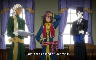 Kuroshitsuji Episode 6 Image 38