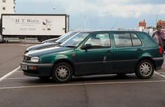 automobile, volkswagen, vehicle, volkswagen golf mk3, city car, compact car, land vehicle, hatchback, volkswagen golf,