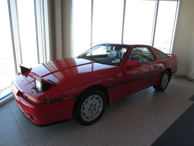 Toyota Supra Turbo 1.990