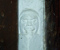 stern face (13th Century)