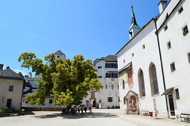 Hohensaltzburg Fortress, Salzburg
