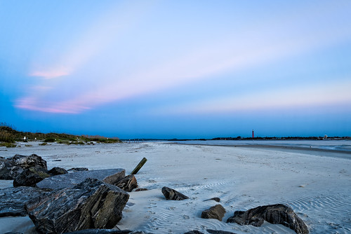 ocean sky usa cloud lighthouse beach water rock architecture sunrise landscape dawn unitedstates florida cloudy shore inlet newsmyrnabeach centralflorida ponceinlet edrosack