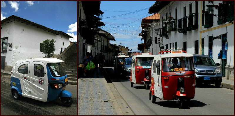 Tuk Tuks Cajamarca