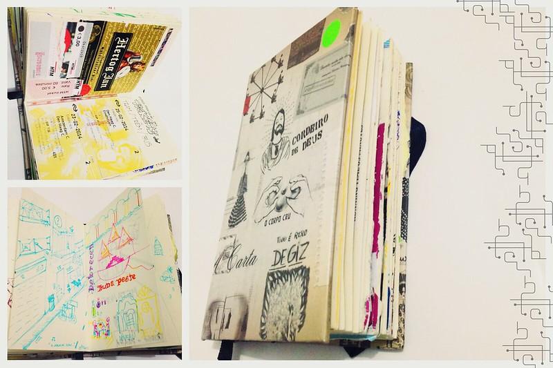 Sketchbook, Letícia, Irlanda