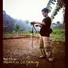 Huntung with myFren Canon G12 NgLandscape at Bantaran Kali Tjiliwung Tjilacap Djawa Tengah.