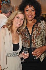 Tara Kennedy and Vanessa Pilkington