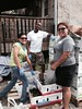 Volunteer Project at the Sunlight of the Spirit Food Pantry  - August 23, 2014