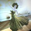 Jamee Sandalwood - Lybra! Absinthe Gown