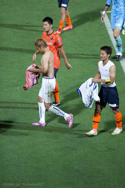20140809 家長昭博&宇佐美貴史 / Akihiro Ienaga and Takashi Usami