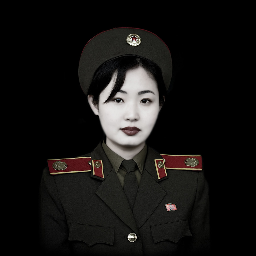 Miss Kim I sim Pyongyang , North Korea