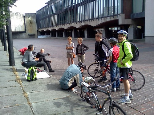 SCR6 Benfield cycle infra safari