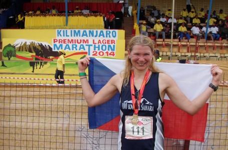 UKÁZKA Z KNIHY: Na střeše Afriky aneb Kilimanjaro Marathon