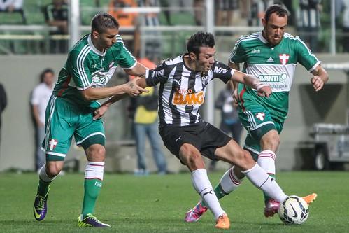 Atlético x Palmeiras 10.08.2014