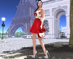 Ooh la la, Paris, c'est manifique!