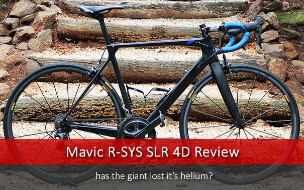 Mavic's New R-SYS SLR 4D Reviewed - Another First for Glory Cycles