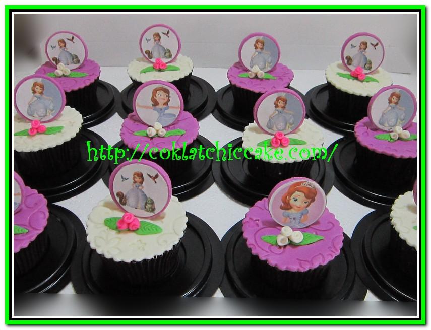 Cupcake sofia the first