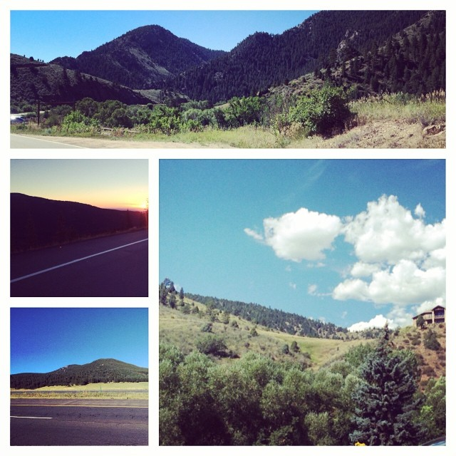 More from @runrevel #rockies. It was beautiful. I think I'm in love! #travelgram #nature #runchat #colorado #denver