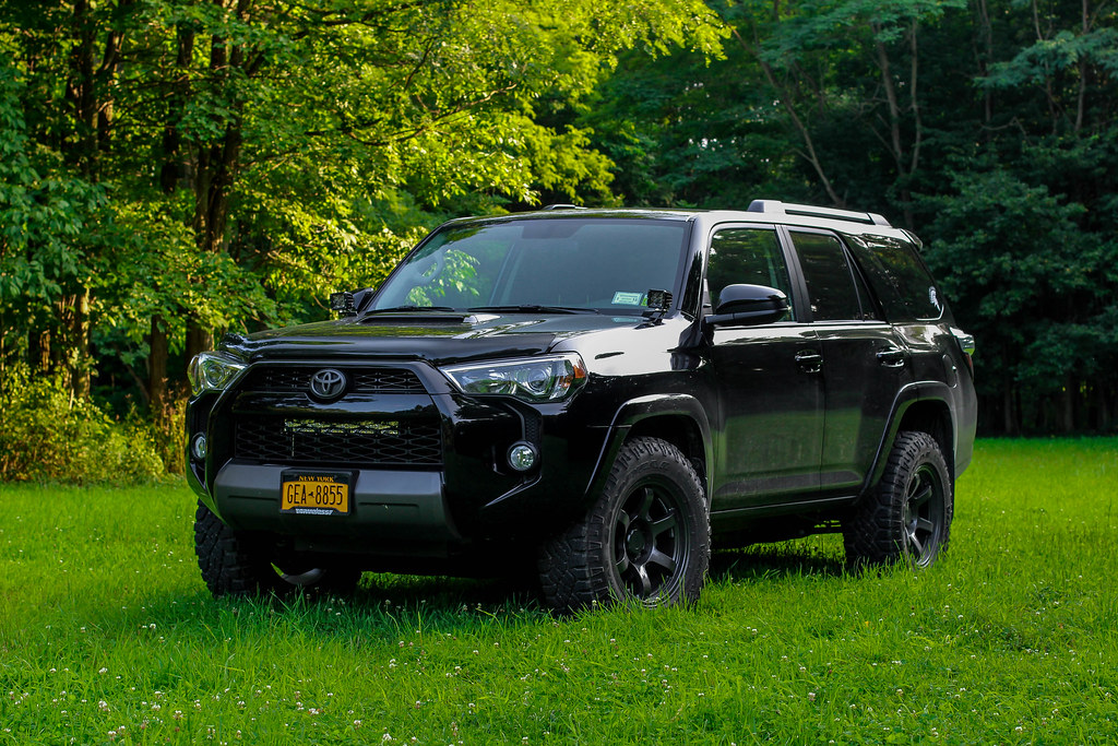 Toyota 4runner Blacked Out >> Gun Metal Colored Plasti Dip - Toyota 4Runner Forum - Largest 4Runner Forum