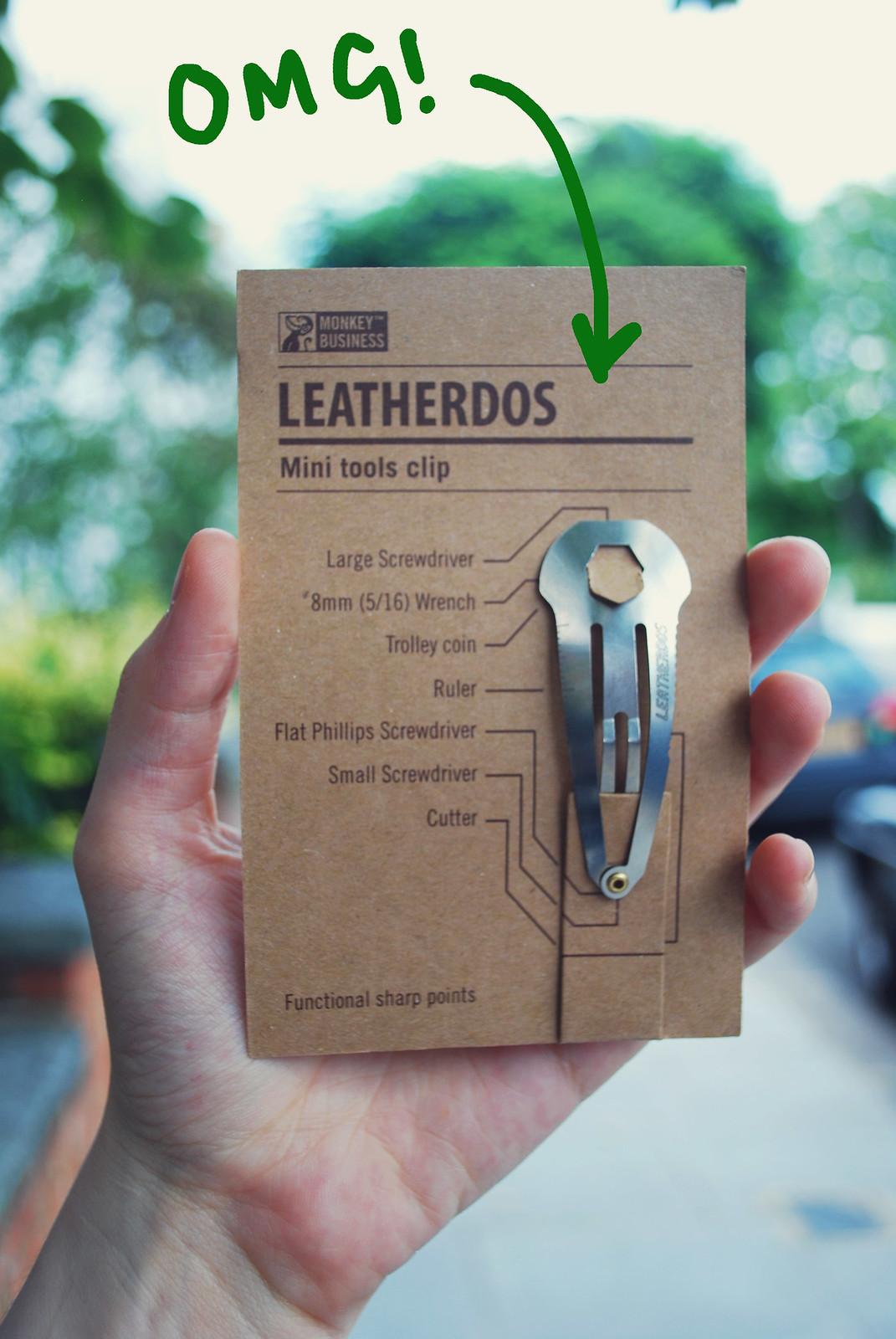 Leatherdos review