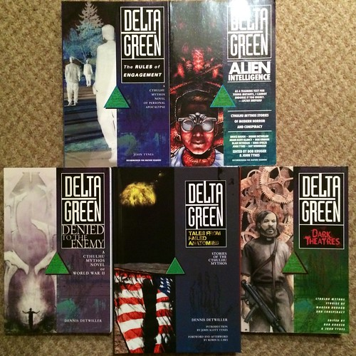 Delta Green fiction.