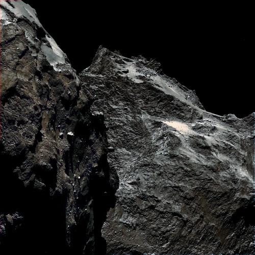 ESA Rosetta: 67P 5 settembre OSIRIS