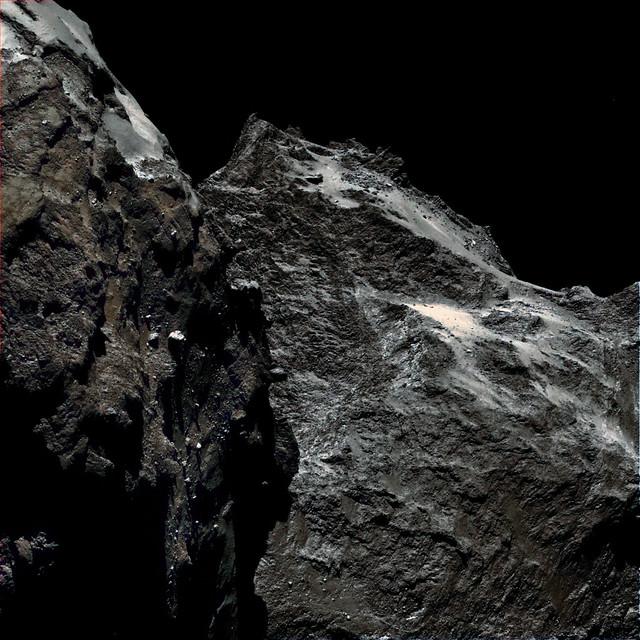 Comet on 5 September 2014
