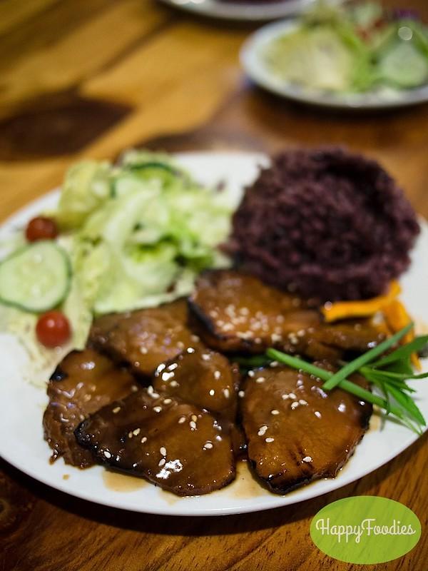 Oriental Pork Barbecue