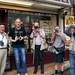 on Saturday we toured 12 camera-stores, by T&T and Mr B