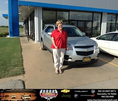 #HappyBirthday to Janis Adams from Dewayne Aylor at Four Stars Auto Ranch!