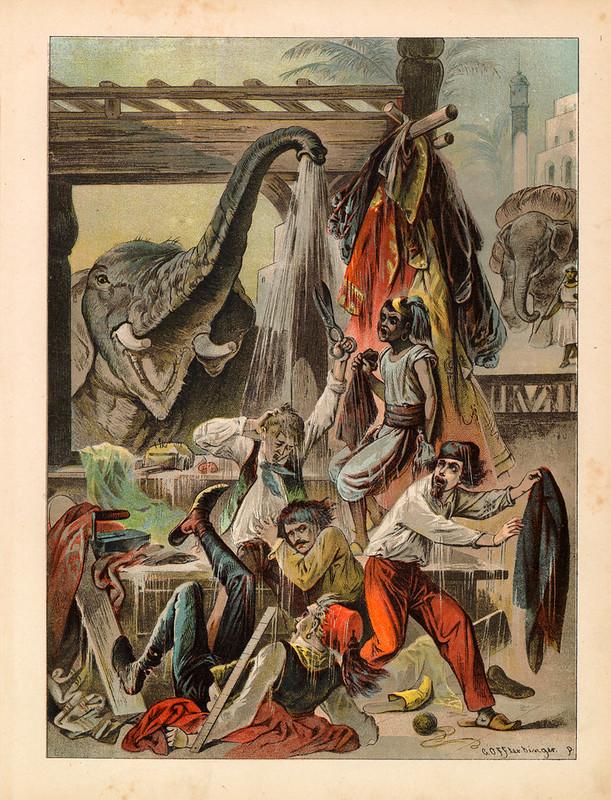 006- El elefante y el sastre-Aardige sprookjes- Nationale bibliotheek van Neederland