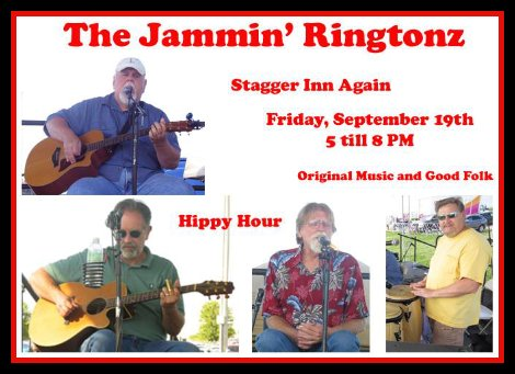 Jammin' Ringtonz 9-19-14