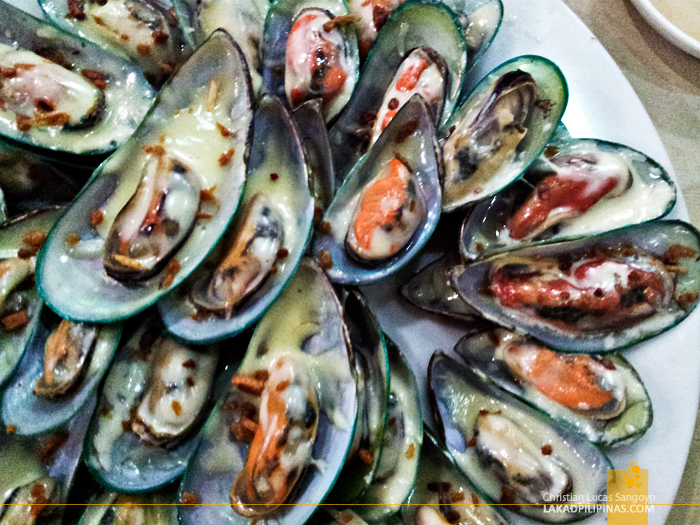 Seafood at Dampa Macapagal